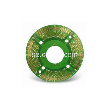 Multilayer stift pcb board